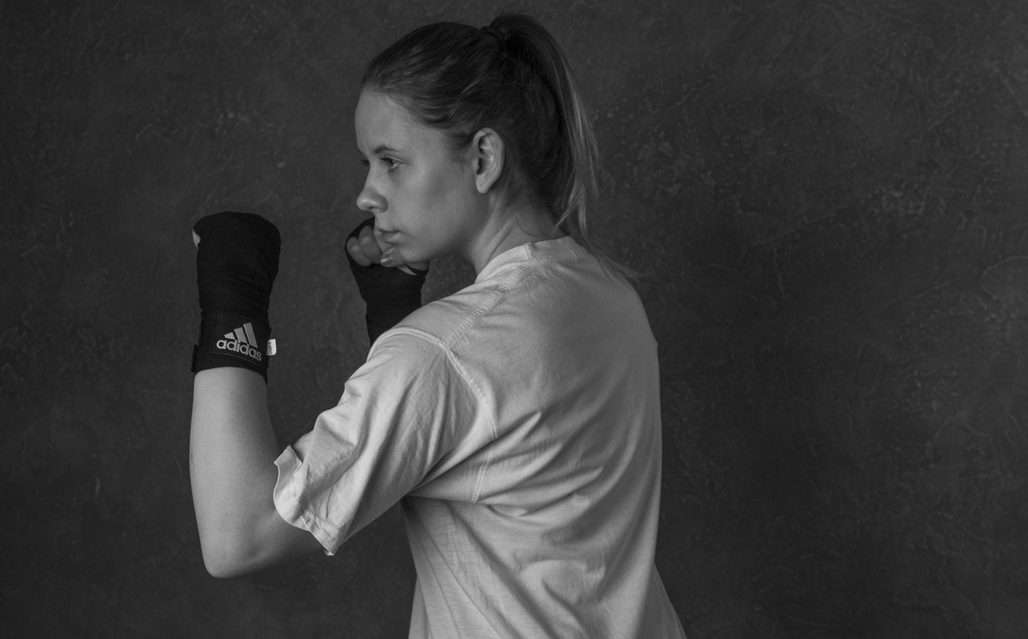 курсы женской самообороны