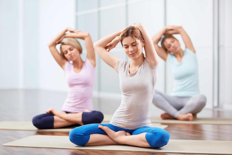 Хатха-Йога уроки