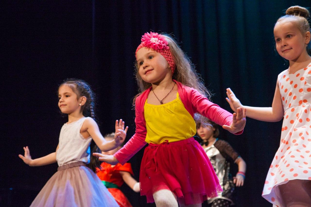уроки детской хореографии