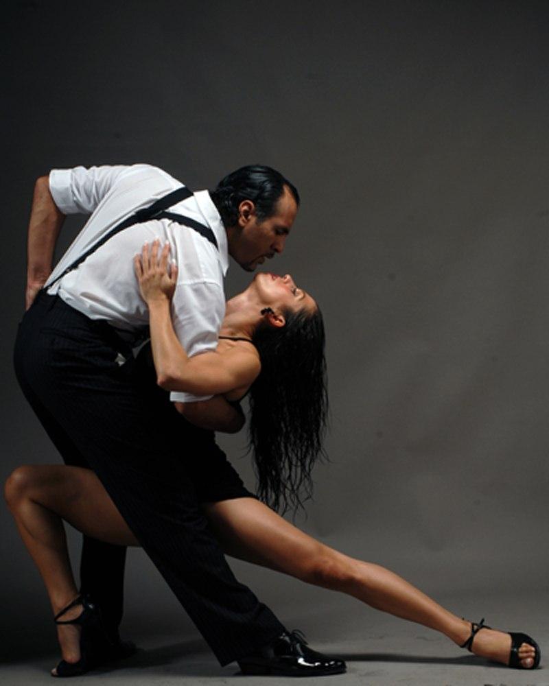 Танго уроки