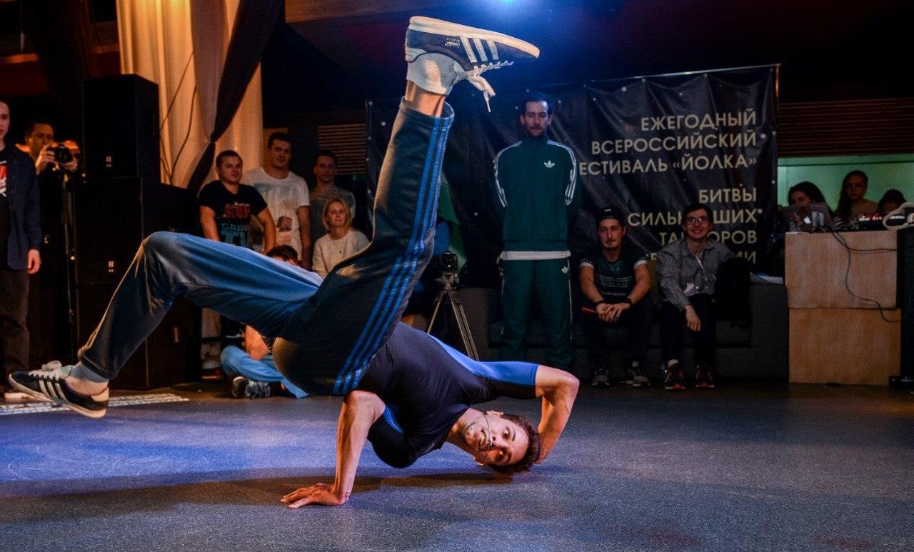 Танцы в Санкт-Петербурге